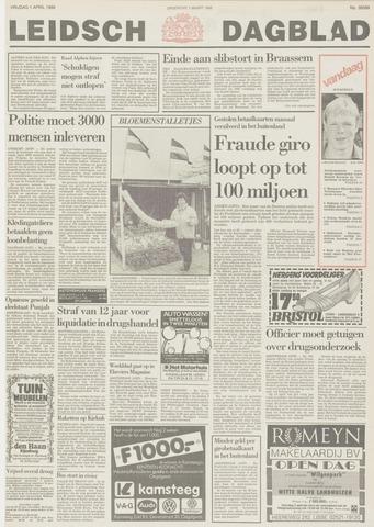 Leidsch Dagblad 1988-04-01