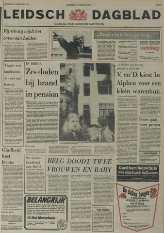 Leidsch Dagblad 1979-02-23