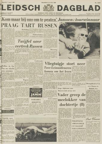 Leidsch Dagblad 1968-07-22