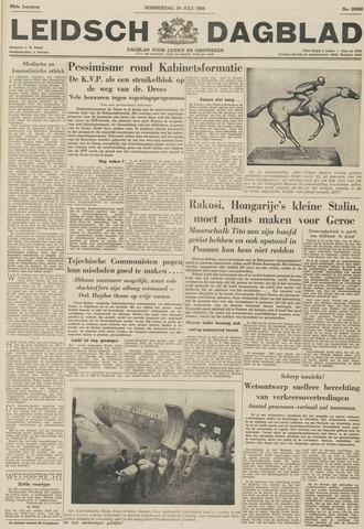 Leidsch Dagblad 1956-07-19