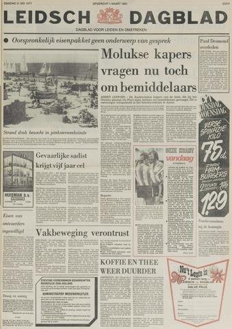 Leidsch Dagblad 1977-05-31