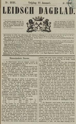 Leidsch Dagblad 1867-01-11