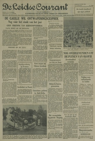 Leidse Courant 1963-07-30