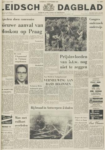 Leidsch Dagblad 1968-09-14