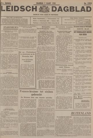 Leidsch Dagblad 1938-03-07