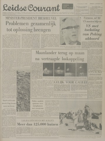 Leidse Courant 1971-08-03