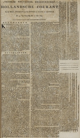 Leydse Courant 1795-06-17