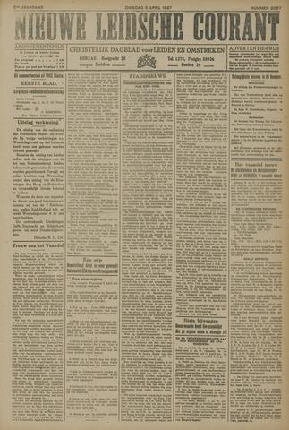 Nieuwe Leidsche Courant 1927-04-05