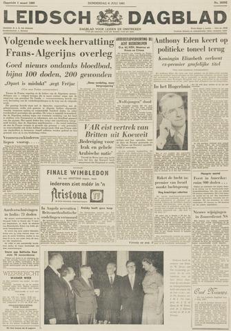 Leidsch Dagblad 1961-07-06