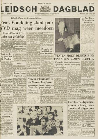 Leidsch Dagblad 1963-06-25
