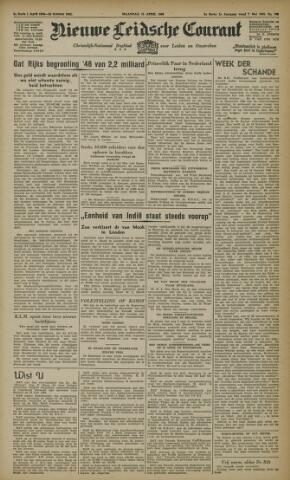 Nieuwe Leidsche Courant 1946-04-15
