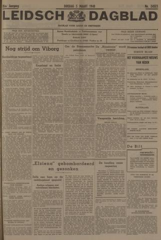 Leidsch Dagblad 1940-03-05