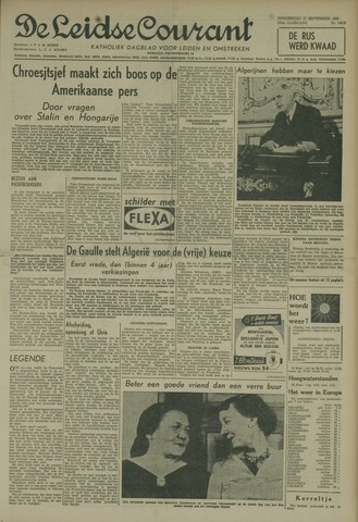 Leidse Courant 1959-09-17
