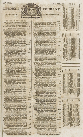 Leydse Courant 1825-09-14