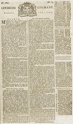 Leydse Courant 1825-06-01