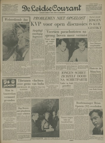 Leidse Courant 1967-08-28