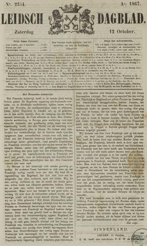 Leidsch Dagblad 1867-10-12