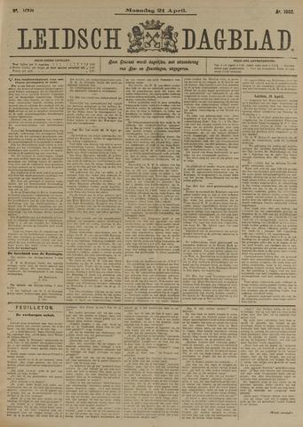 Leidsch Dagblad 1902-04-21