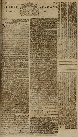 Leydse Courant 1784-04-05