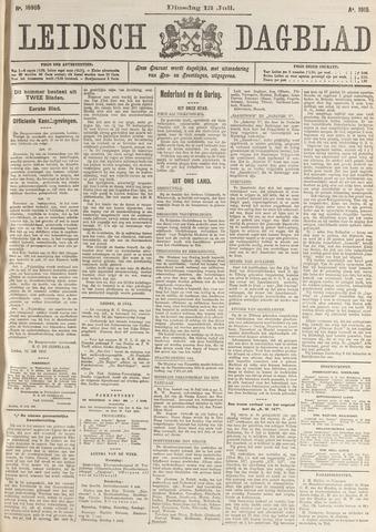 Leidsch Dagblad 1915-07-13