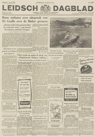 Leidsch Dagblad 1959-03-26