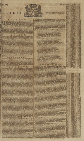 Leydse Courant 1754-06-05