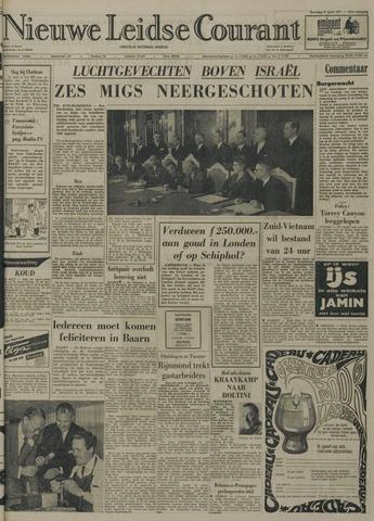 Nieuwe Leidsche Courant 1967-04-08