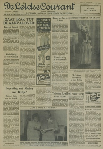 Leidse Courant 1961-06-30