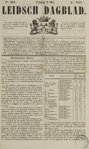 Leidsch Dagblad 1861-05-03
