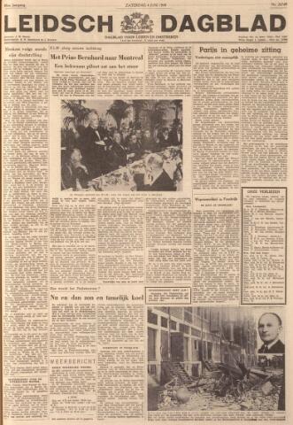Leidsch Dagblad 1949-06-04