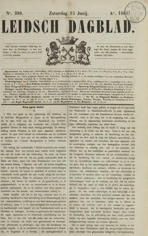 Leidsch Dagblad 1861-06-15