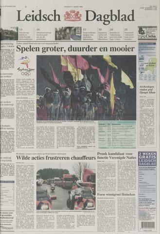 Leidsch Dagblad 2000-09-15