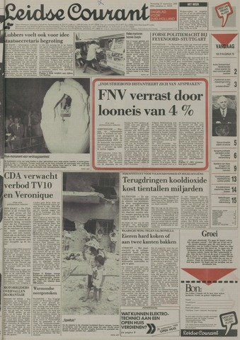 Leidse Courant 1989-09-27
