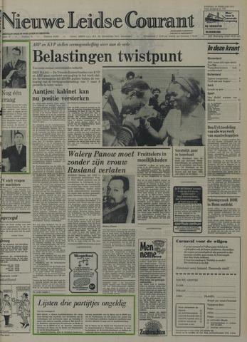 Nieuwe Leidsche Courant 1974-02-19