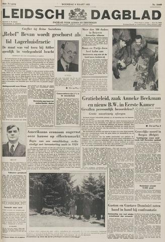 Leidsch Dagblad 1955-03-09