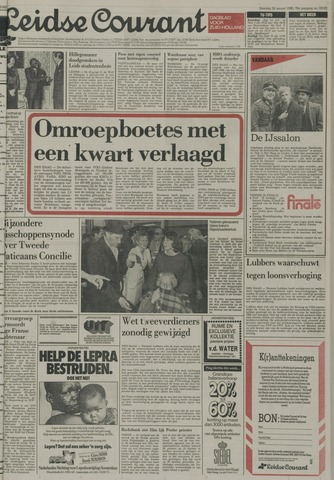 Leidse Courant 1985-01-26
