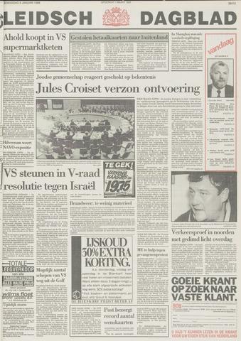 Leidsch Dagblad 1988-01-06
