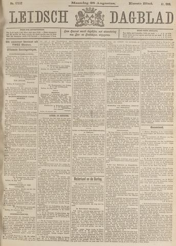 Leidsch Dagblad 1916-08-28