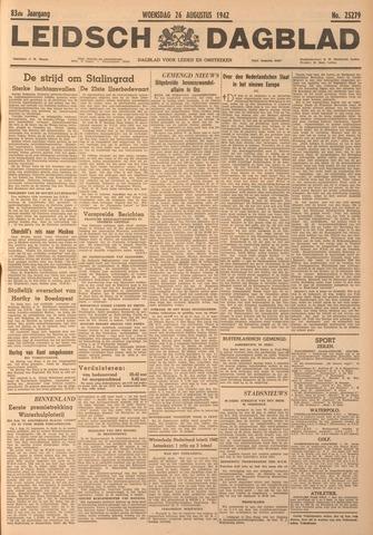 Leidsch Dagblad 1942-08-26