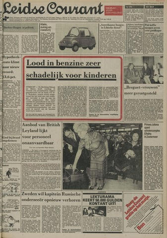 Leidse Courant 1981-11-03
