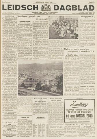 Leidsch Dagblad 1954-03-20
