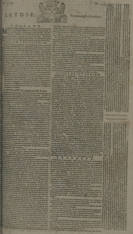 Leydse Courant 1744-09-23