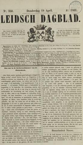 Leidsch Dagblad 1861-04-18