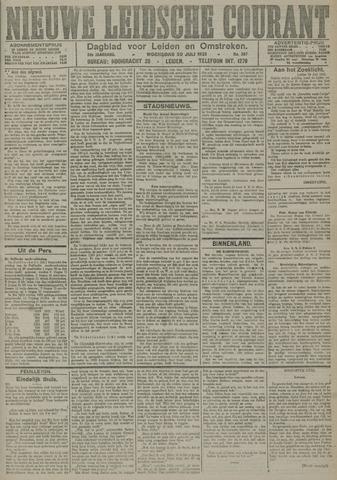 Nieuwe Leidsche Courant 1921-07-20