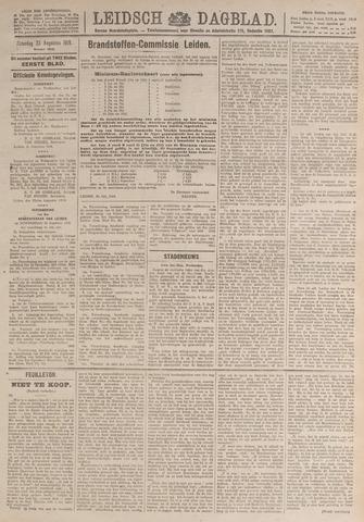 Leidsch Dagblad 1919-08-23