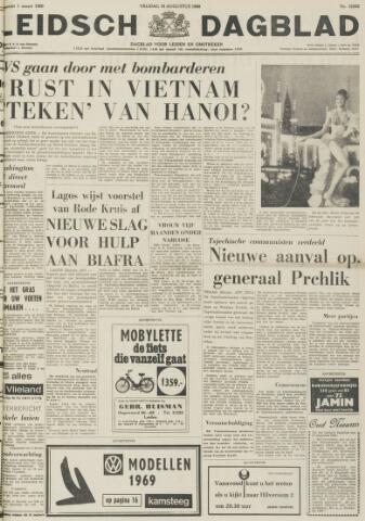 Leidsch Dagblad 1968-08-16