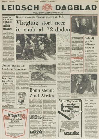 Leidsch Dagblad 1977-04-05