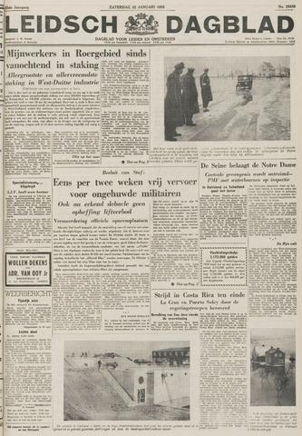 Leidsch Dagblad 1955-01-22