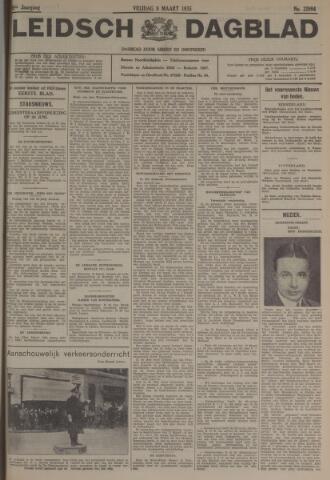 Leidsch Dagblad 1935-03-08