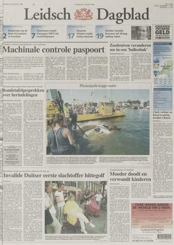 Leidsch Dagblad 1999-08-03